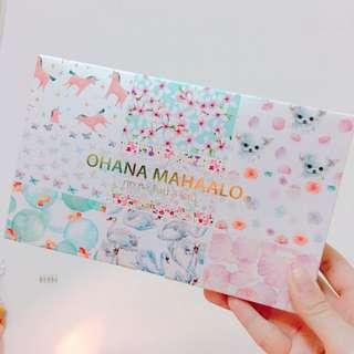 🚚 OHANA MAHAALO奇幻夢境輕香水+香皂禮盒組