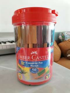 Faber castle colour pen