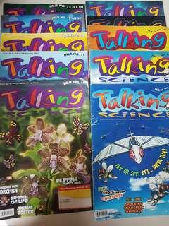 🚚 Talking Science Magazines