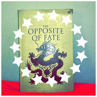 The Opposite of Fate. Oleh Amy Tan