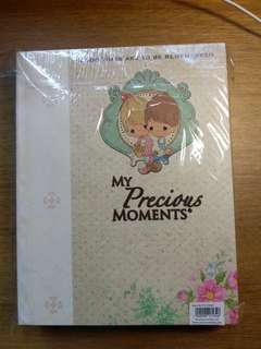 Precious Moment Memory Album and with a box attached