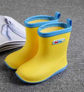 [100% new] Kids rainboot 小童水鞋 (size 17 cm)
