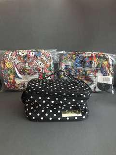 Jujube Tokidoki Be Ready + Folding Container