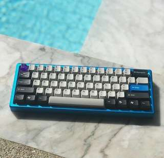 60% Custom Mechanical Keyboard