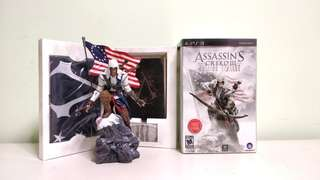 Assassin's Creed III Collector's Edition