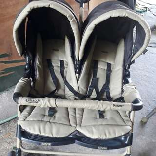 Graco duoSport twin