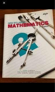 New Syllabus Mathematics Sec 2