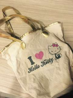 Hello Kitty Bag (From Japan)
