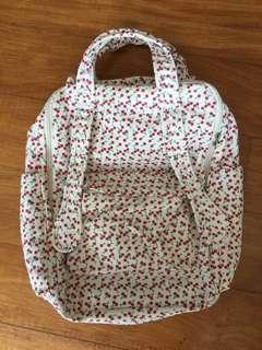 White Cherry Backpack