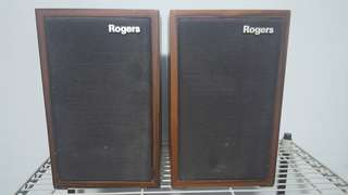 Rogers L3S/5A vintage speakers
