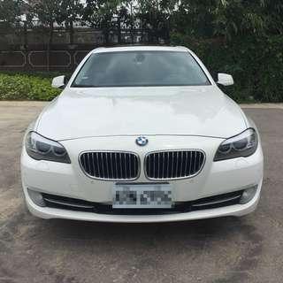 2012年 BMW 528i 2.0