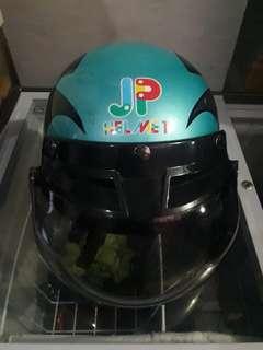 Helm retro anak2