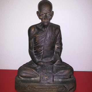 Thai Monk Statue (for sharing)