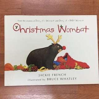 Wombat Picture Book