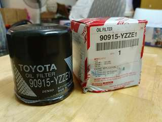 Toyota 油格