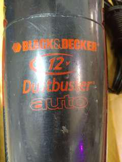 12V 車用吸塵器 Black&Decker