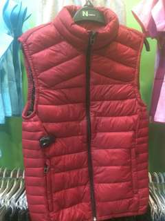 Jaket vest bershka