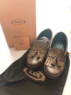 TOD'S Shoes Size 38