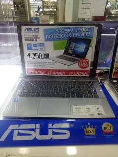 New Laptop Asus X441NA Dual Core RAM 4gb Bisa Kredit Proses 3 Menit!!