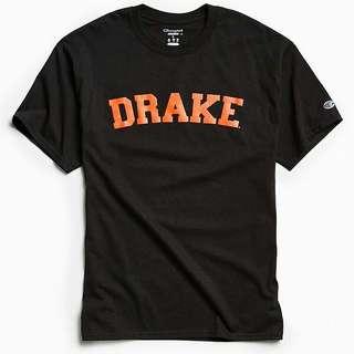 🚚 Drake Curve Wording Unisex Design Apparel Tshirt Tee