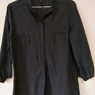 全新MNG 棉質上衣,尺寸:41*47*65