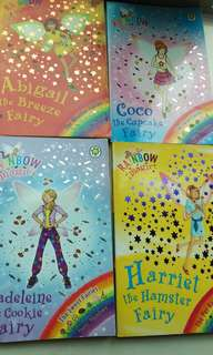 Rainbow Magic - set of 4
