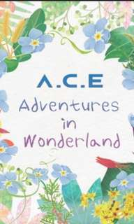 🚚 LOOKING FOR A.C.E ADVENTURES IN WONDERLAND