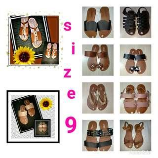 Marikina flats sandals