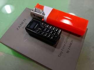 三禾電氣全球最細手機 ZANCO tiny T1