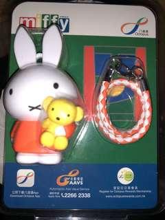 miffy 銷售版成人八達通配飾 經典橙色