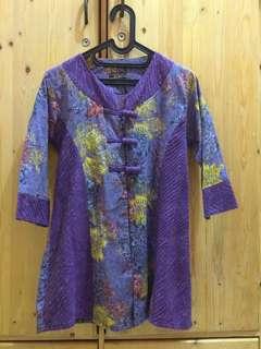 Blouse Batik Panjang