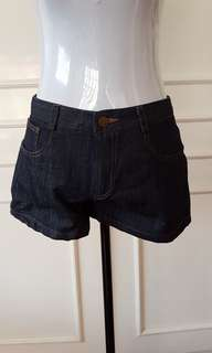Personlized Denim Shorts