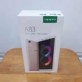 Kredit Oppo A83 Free 1x Cicilan