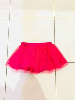 Hush Puppies baby girl tutu skirt