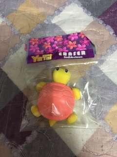 小烏龜 擦膠 eraser