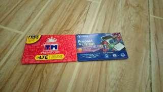 Tm globe sim card wholesale simcard
