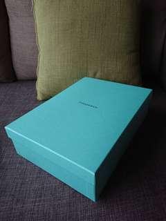 Tiffany 酒杯 原裝盒
