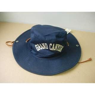 Fred Harvey Grand Canyon Hat 經典戶外帽 深藍色 香港製造