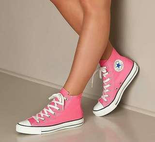 "Converse All Star High Classic ""Pink"""