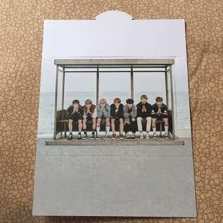 BTS官方立牌