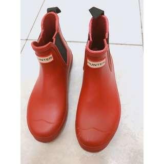 🚚 HUNTER雨靴