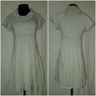 NO BOUNDARIES Gray Dress