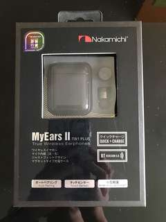 藍牙耳機 Nakamichi TW1 PLUS