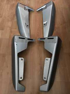 Subaru Legacy side spats