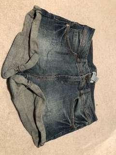 Forever 21 Jeans Hot Panta