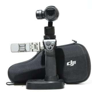 DJI OSMO 4K Handheld Camera and Gimbal