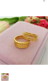 🚚 Wealth Fetching Abacus Ring Single or Coup Avail