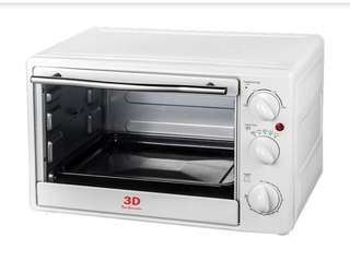 RE PRICED!!! 3D ELECTRIC OVEN