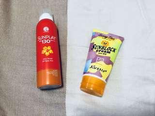 Spray Sunblock SPF 130++++