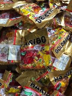 🚚 全新HARIBO德國小熊軟糖11包